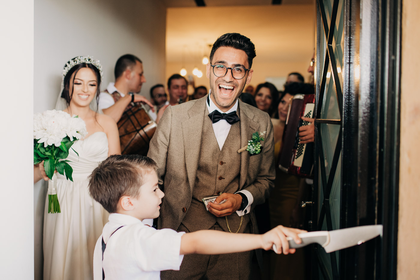 Emil & Nare | European Wedding With Armenian traditions
